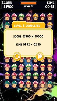 Mushroom Match 3 Game screenshot 4
