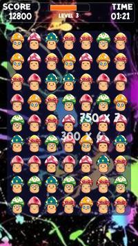Mushroom Match 3 Game screenshot 7