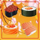 Sushi Jeu Match 3 APK