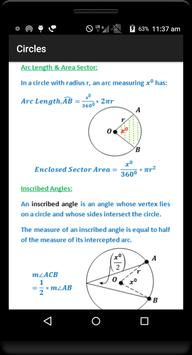 Geometry Formulas (Free) screenshot 6