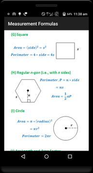 Geometry Formulas (Free) screenshot 7