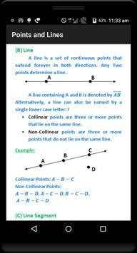 Geometry Formulas (Free) screenshot 1