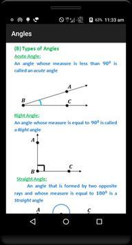Geometry Formulas (Free) screenshot 2