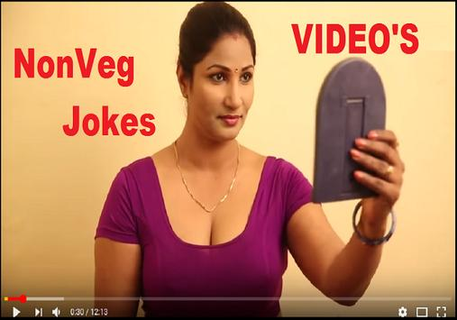 NonVeg Jokes VIDEO screenshot 1
