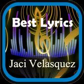 Song Lyrics Jaci Velasquez icon