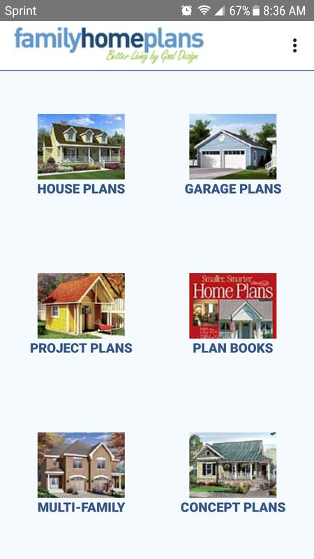 House and garage plans apk download free house home for Garage design app