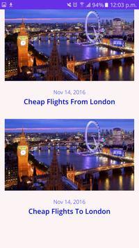 Cheap Flights Cafe screenshot 2