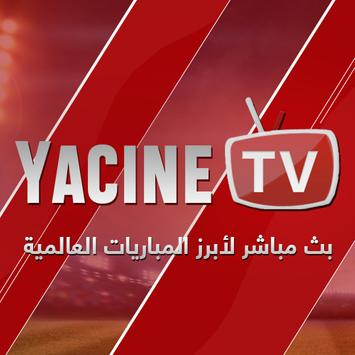 Yacine tv poster