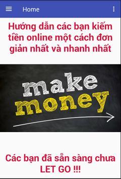 Kiếm tiền online poster