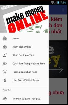 Kiếm tiền online screenshot 1