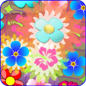 Candy Blossom Crush Frenzy icon
