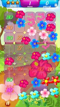 Candy Blossom Crush Frenzy screenshot 2