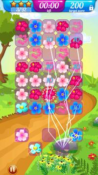 Candy Blossom Crush Frenzy screenshot 9