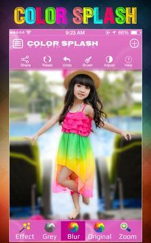 Color Splash Effect apk screenshot