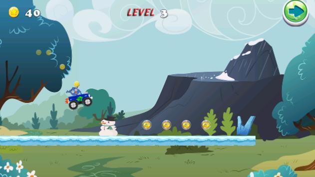 Gombal Cate Running Adventure apk screenshot