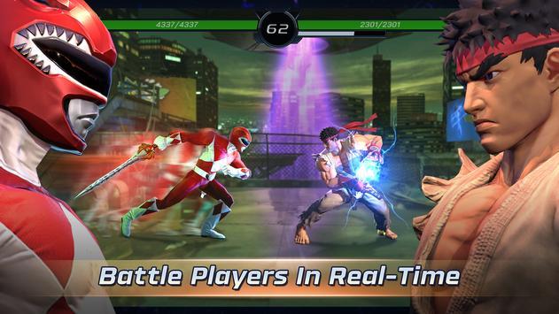 Power Rangers: Legacy Wars poster