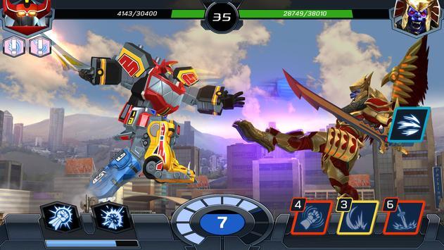 Power Rangers: Legacy Wars apk screenshot