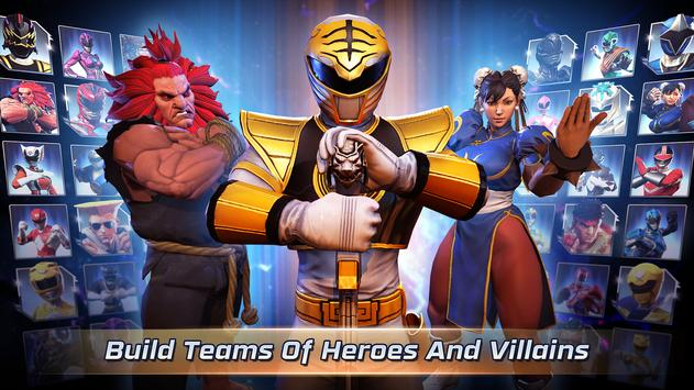 Power Rangers: Legacy Wars apk screenshot