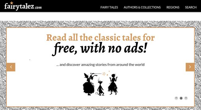 Fairytalez.com screenshot 12