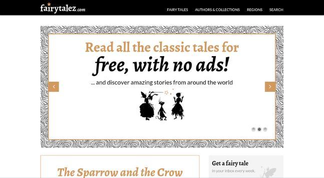 Fairytalez.com screenshot 6