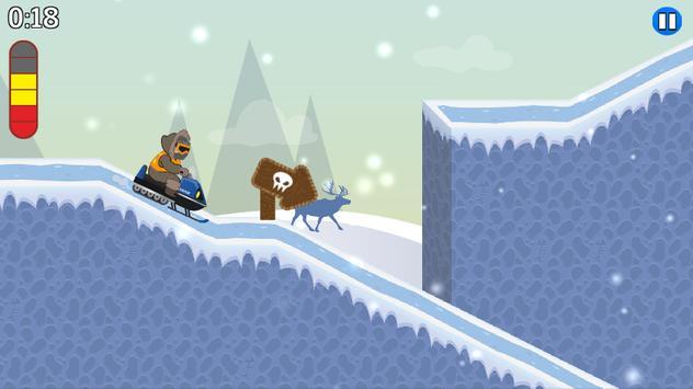 Caribou Adventure apk screenshot