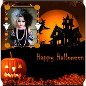 Halloween Photo Frame 2016 icon