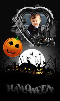 Halloween Photo Frame 2016 poster