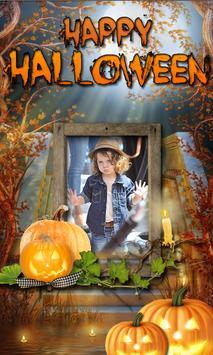 Halloween Photo Frame 2016 screenshot 12
