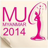 Miss Universe Myanmar icon