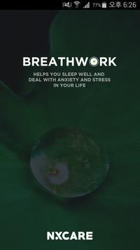 Breathwork Lite :478 Breathing poster