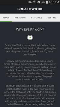 Breathwork Lite :478 Breathing apk screenshot