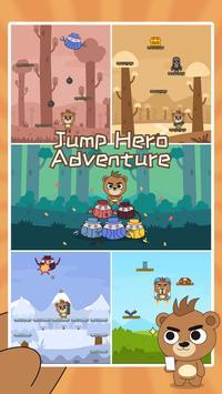 Jump Hero Adventure poster