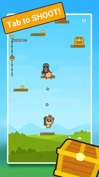 Jump Hero Adventure screenshot 2