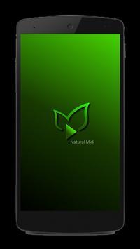 Natural Midi poster
