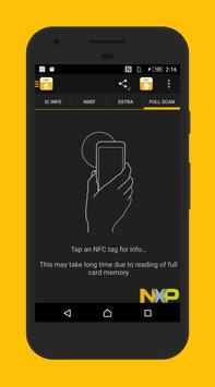 NFC TagInfo by NXP screenshot 2