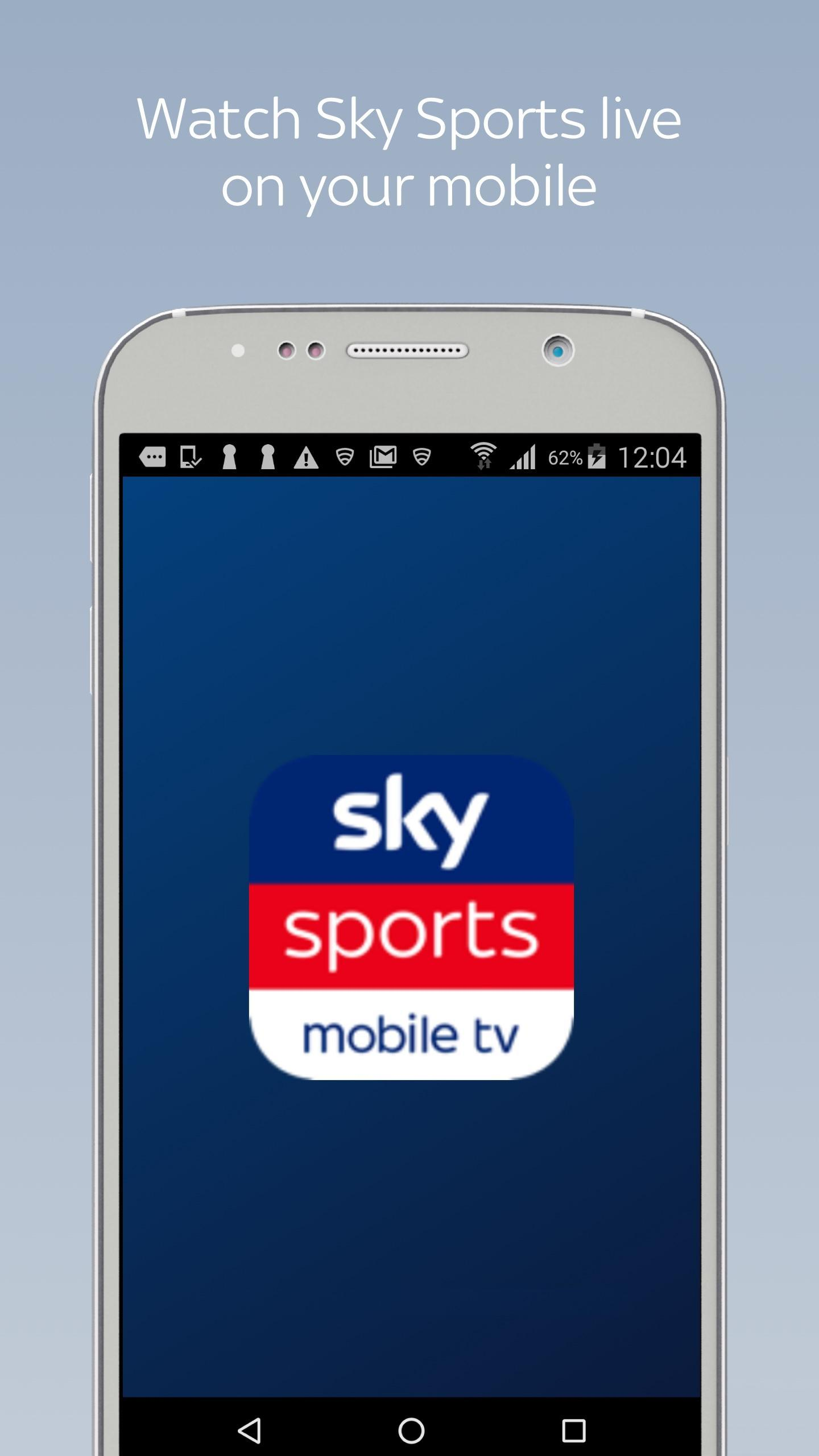 Sky Sports Mobile TV for Android - APK Download