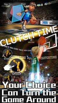 NBA CLUTCH TIME! apk screenshot