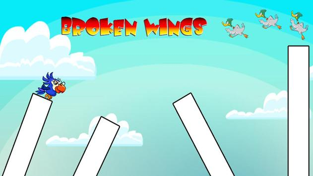 Broken Wings screenshot 1