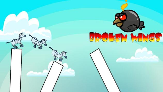 Broken Wings screenshot 2