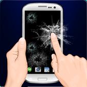 Broken Screen-Crack Free icon