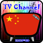 Info TV Channel China HD icon