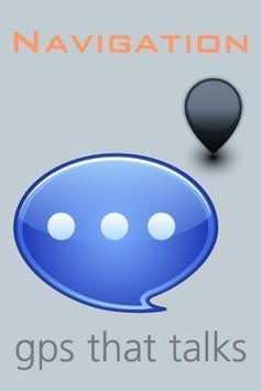 GPS Navigation with Voice screenshot 1