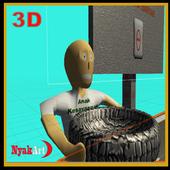 Kids Jaman Now 3D icon