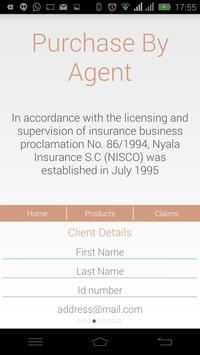 Nyala Insurance S.C screenshot 4