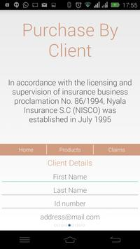 Nyala Insurance S.C screenshot 5