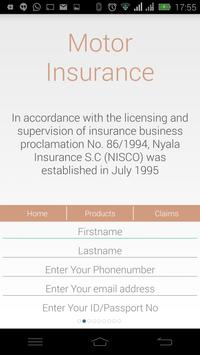 Nyala Insurance S.C screenshot 2