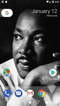 Martin Luther King WallPaper 2018 screenshot 4