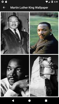 Martin Luther King WallPaper 2018 poster