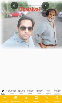 Selfie with Rajinikanth Ji 2018 Edition screenshot 3