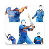 Cricket Suit For Team India icon